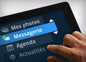 ELDERIS messagerie