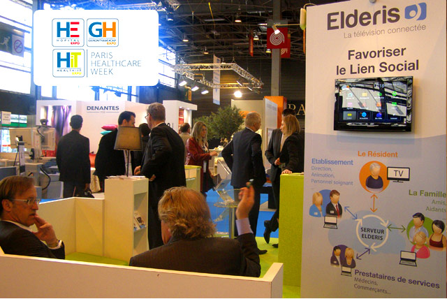 Salon Paris Healthcare week 2016